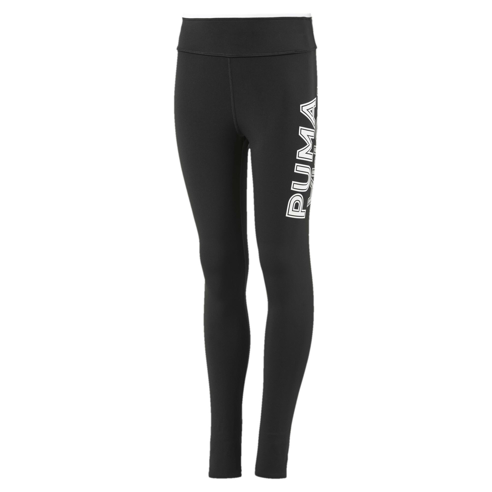 PUMA Sportinės kelnės 'Modern Sports' juoda