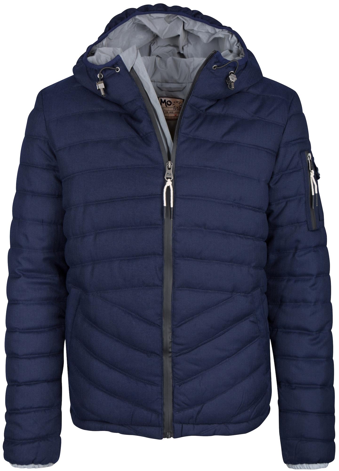 Details zu Daunen Mantel mit Kapuze Jacke Rene Lezard Braun Gr.M 38 Daun coat brown NP 600€