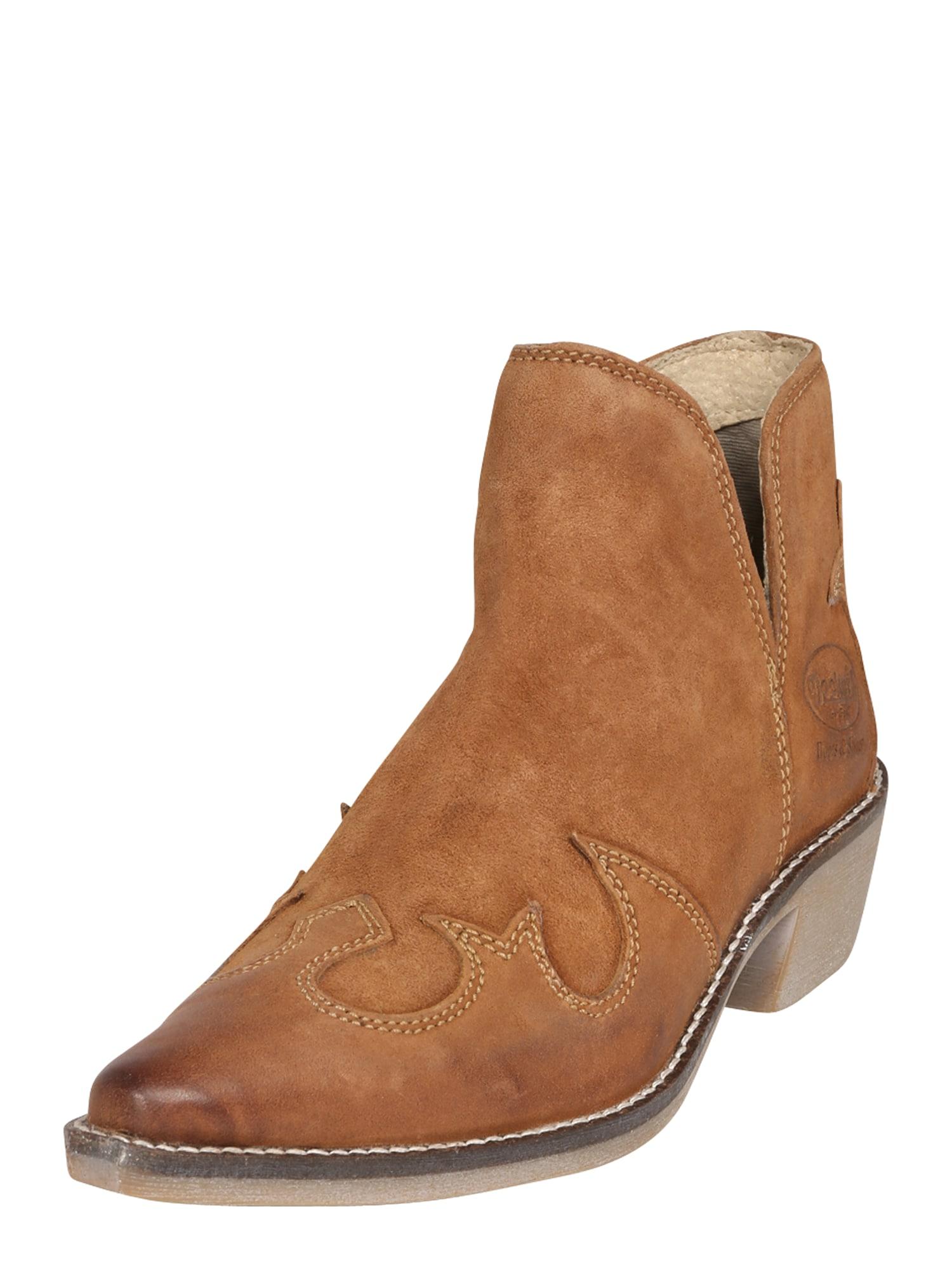 Dockers by Gerli Kulkšnis dengiantys batai ruda