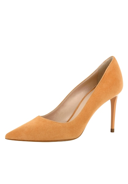 Pumps für Frauen - EVITA Pumps 'JESSICA' orange  - Onlineshop ABOUT YOU