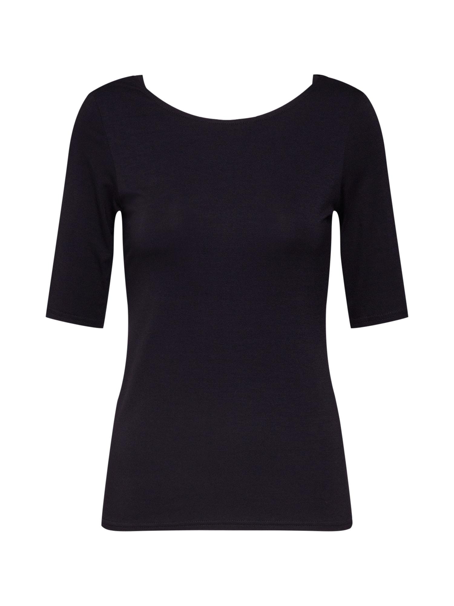 Tričko černá Dorothy Perkins