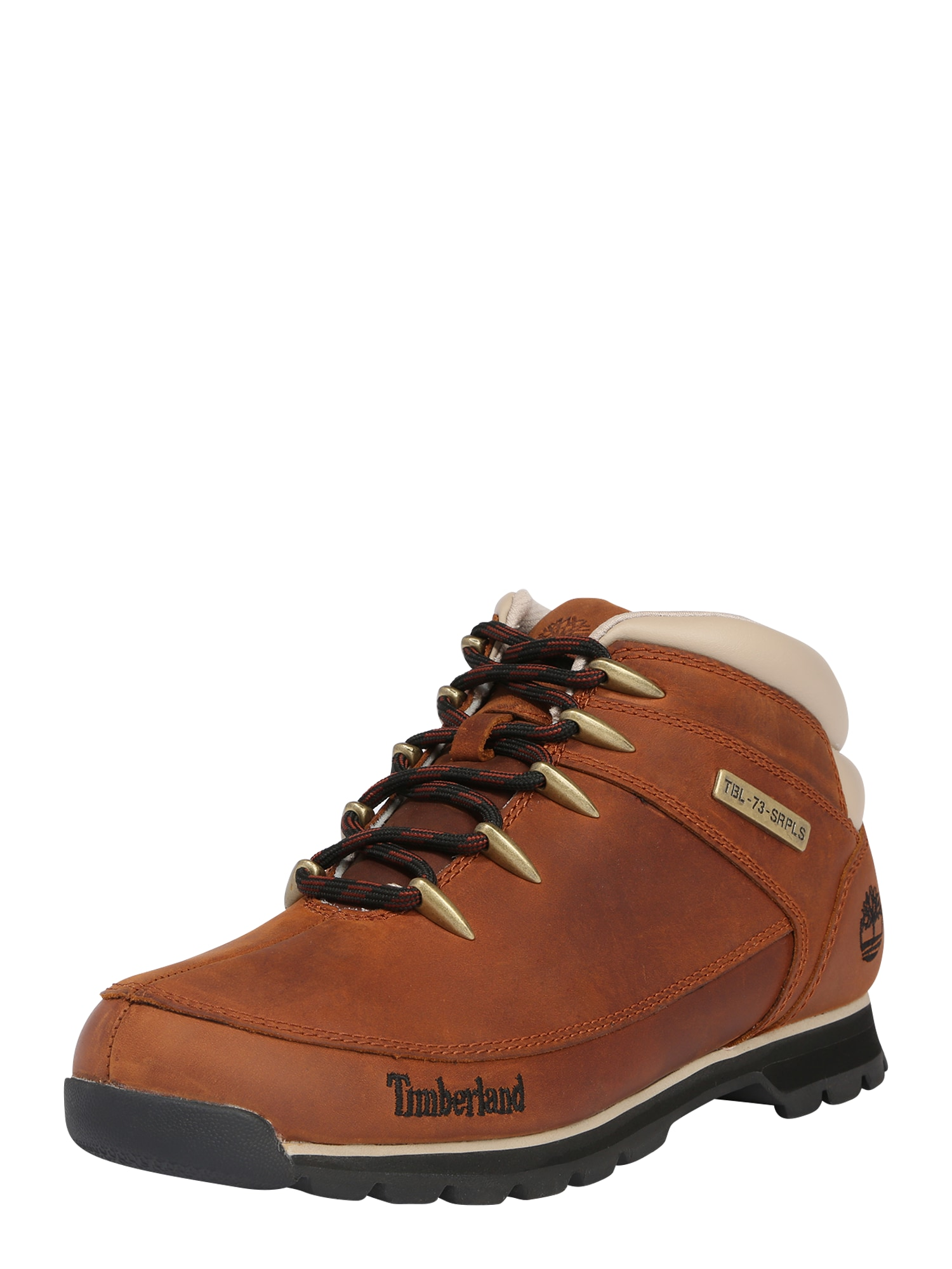 TIMBERLAND Šněrovací boty 'Euro Sprint Hiker'  krémová / karamelová
