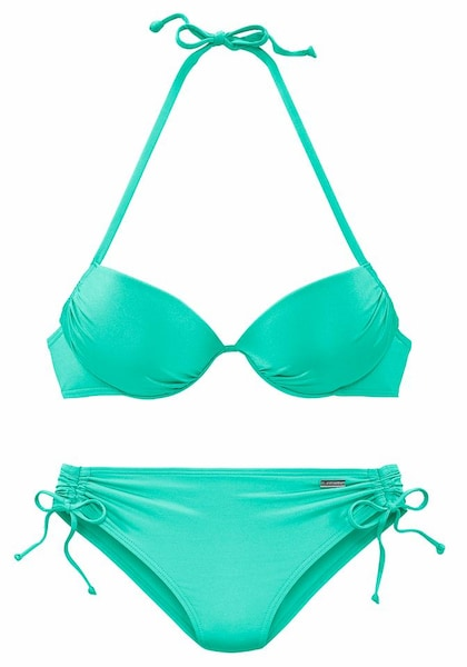 Bademode für Frauen - Bikini › Lascana › mint  - Onlineshop ABOUT YOU