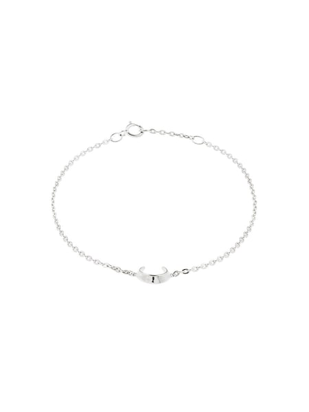 Armbaender für Frauen - ID Fine Crescent Moon Armband silber  - Onlineshop ABOUT YOU