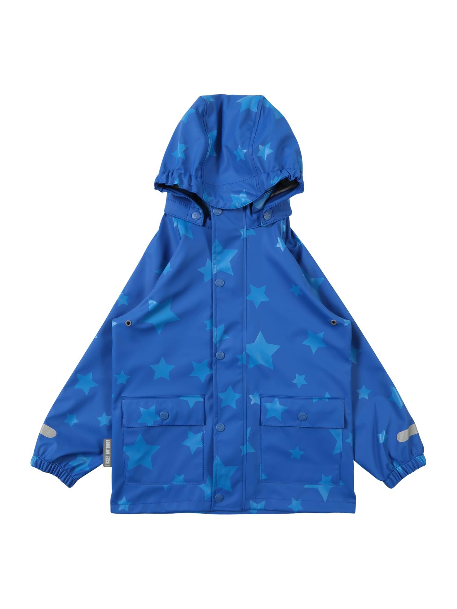 Přechodná bunda modrá TICKET TO HEAVEN