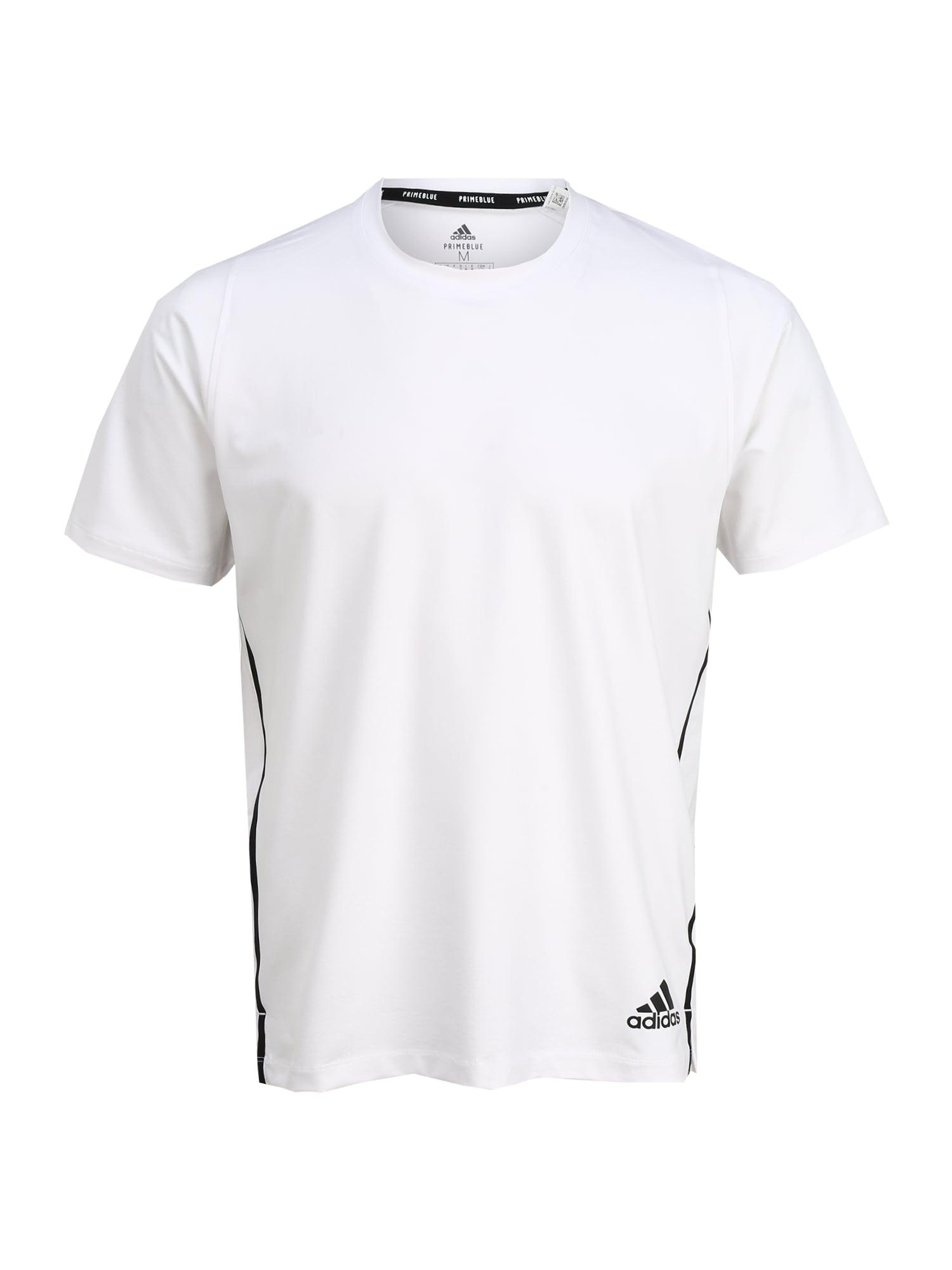 ADIDAS PERFORMANCE Sportiniai marškinėliai ' PRIMEBLUE' balta