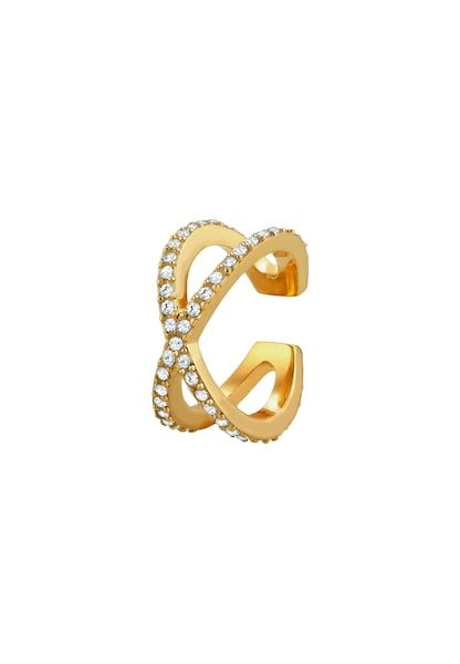 Ohrringe für Frauen - Ohrringe Earcuff › ELLI › gold silber  - Onlineshop ABOUT YOU