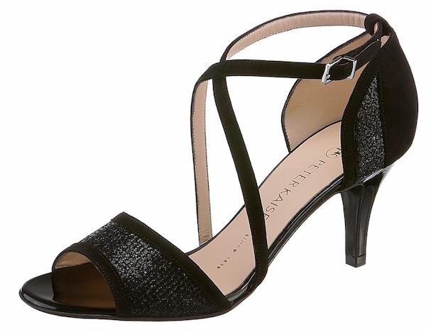 Sandalen für Frauen - PETER KAISER Sandalette 'Boliva' schwarz  - Onlineshop ABOUT YOU