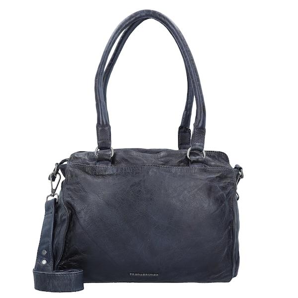 Handtaschen für Frauen - FREDsBRUDER Handtasche 'Rise' marine  - Onlineshop ABOUT YOU