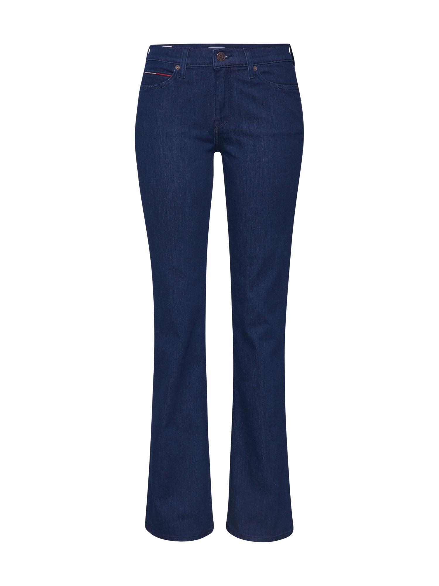Tommy Jeans Džinsai 'MADDIE' tamsiai (džinso) mėlyna