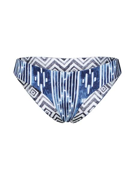 Bademode - Bikinihose 'MOON TIDE REVO GOOD' › Rip Curl › blau weiß  - Onlineshop ABOUT YOU