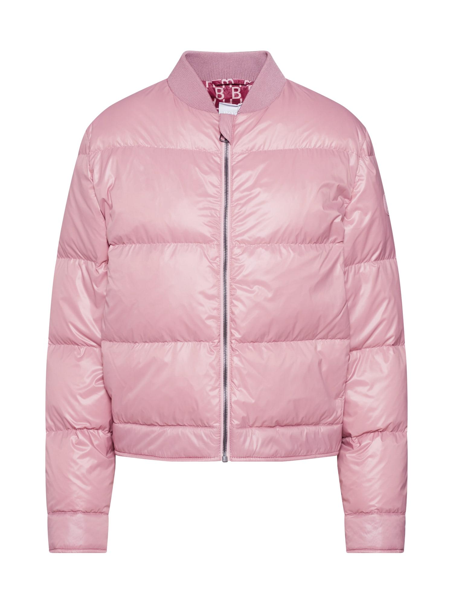 BOSS Žieminė striukė 'Obarking' rožinė