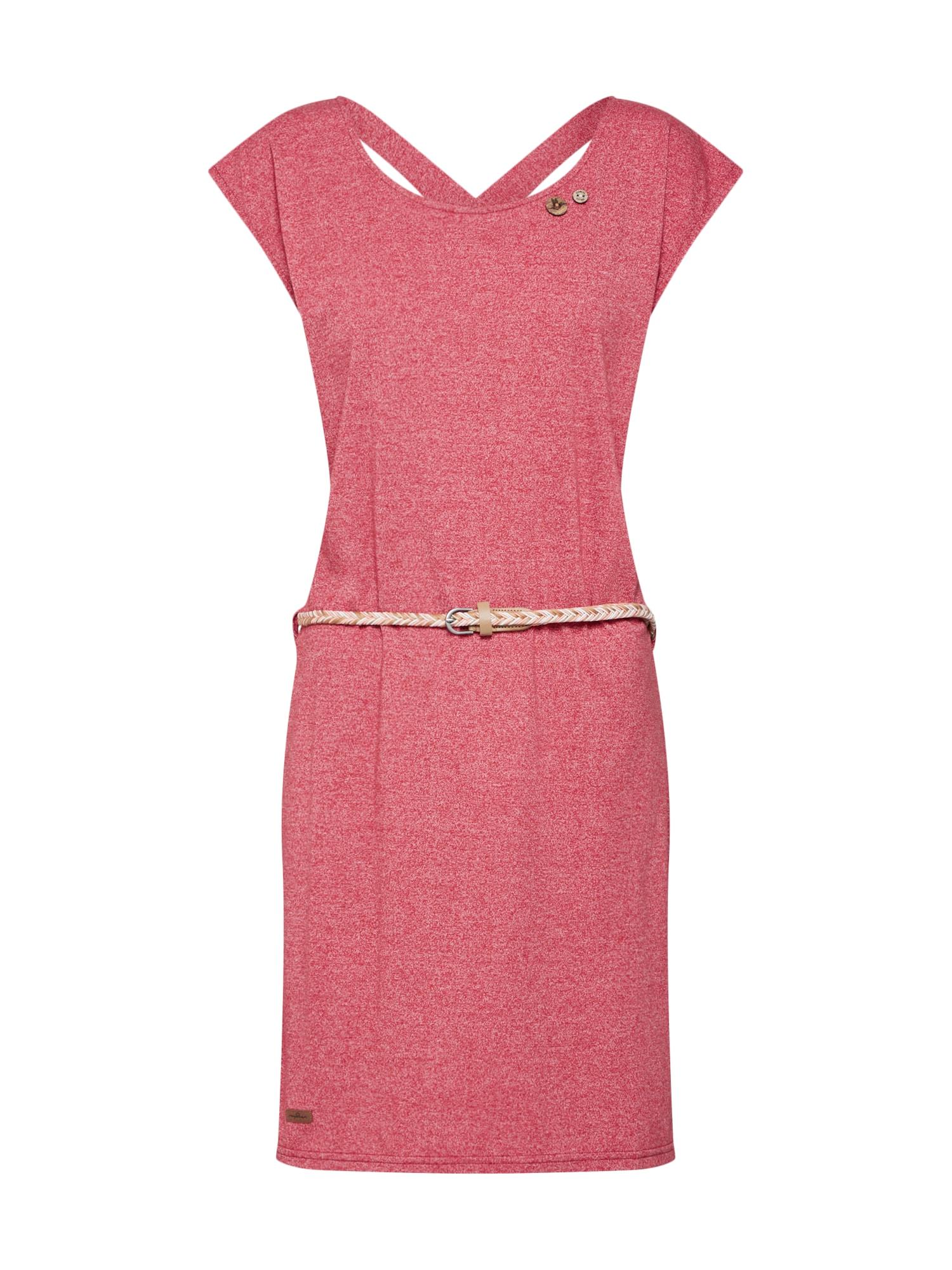 Letní šaty Sofia červená Ragwear