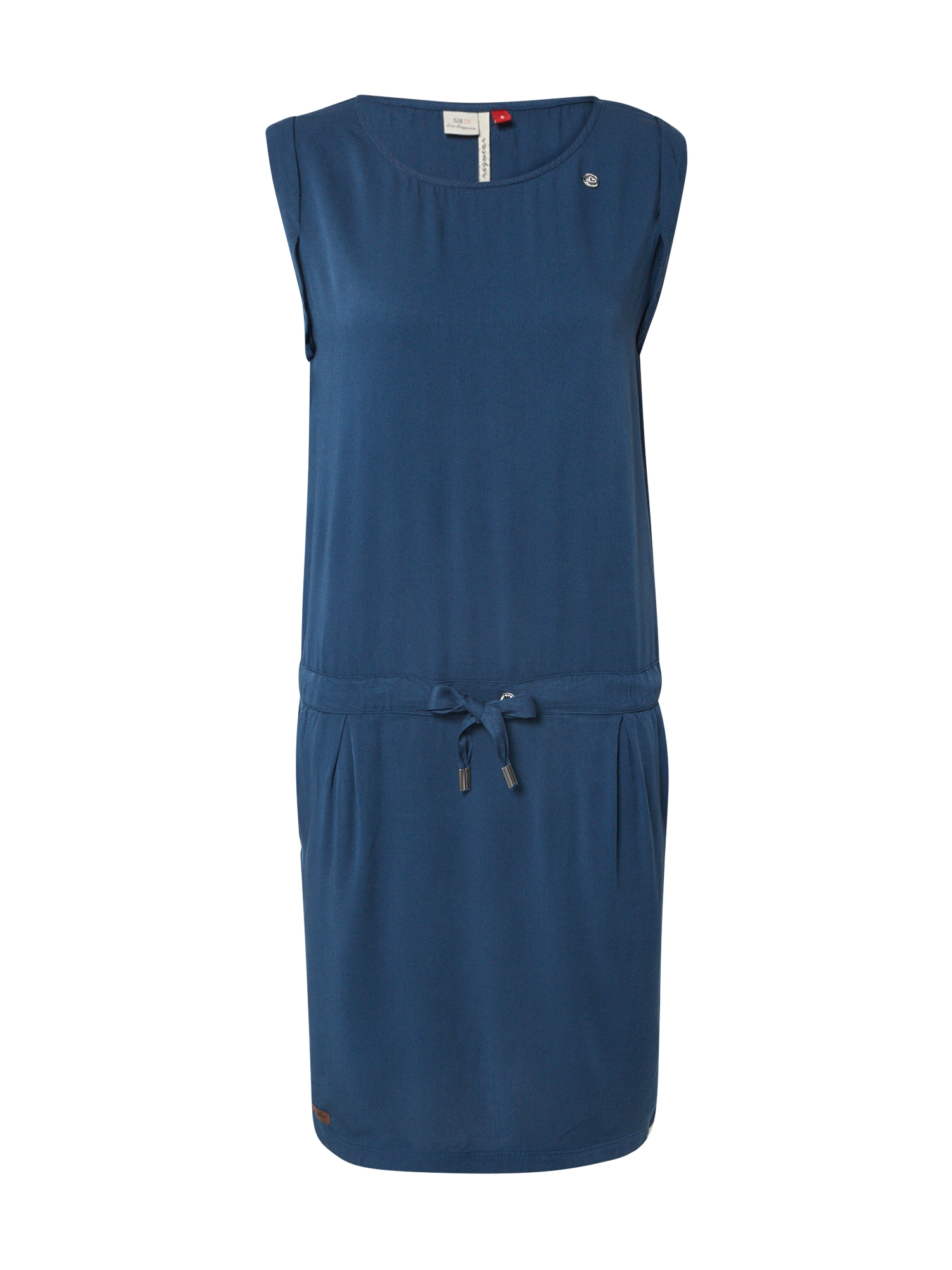 Ragwear Letné šaty 'MASCARPONE'  modrá denim