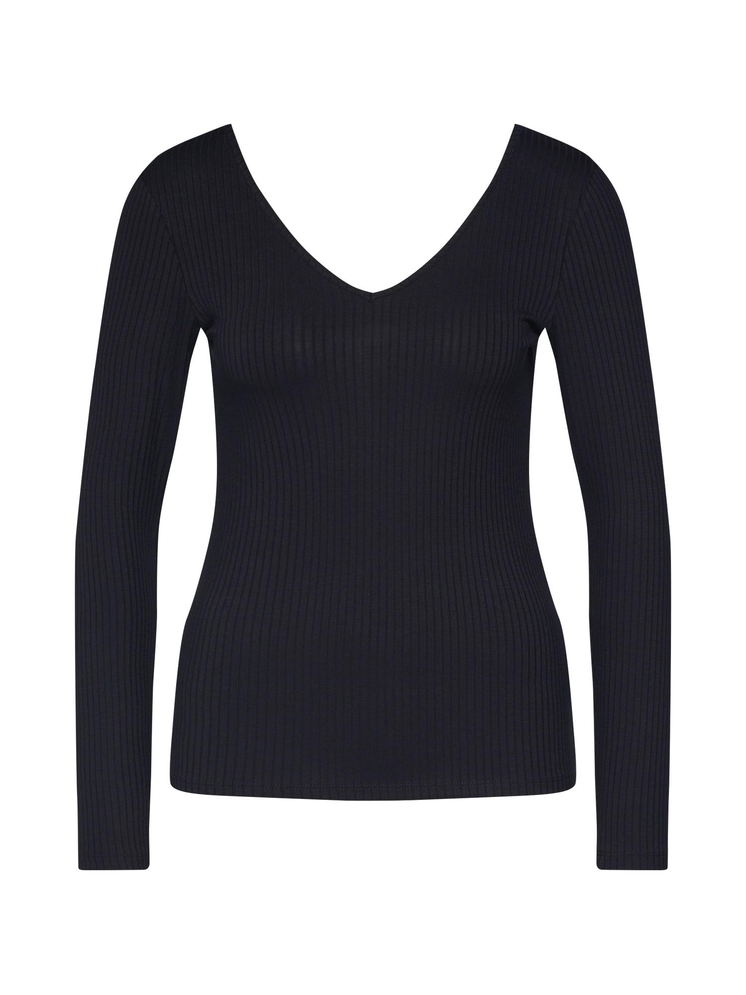 ABOUT YOU Marškinėliai 'Cim' juoda