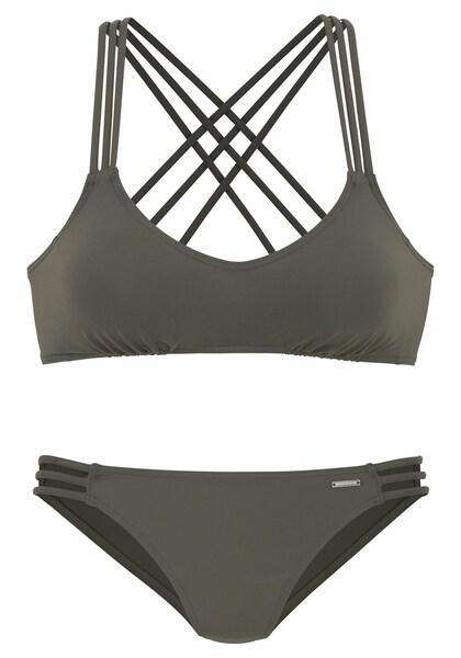 Bademode - Bikini › Bruno Banani › oliv  - Onlineshop ABOUT YOU