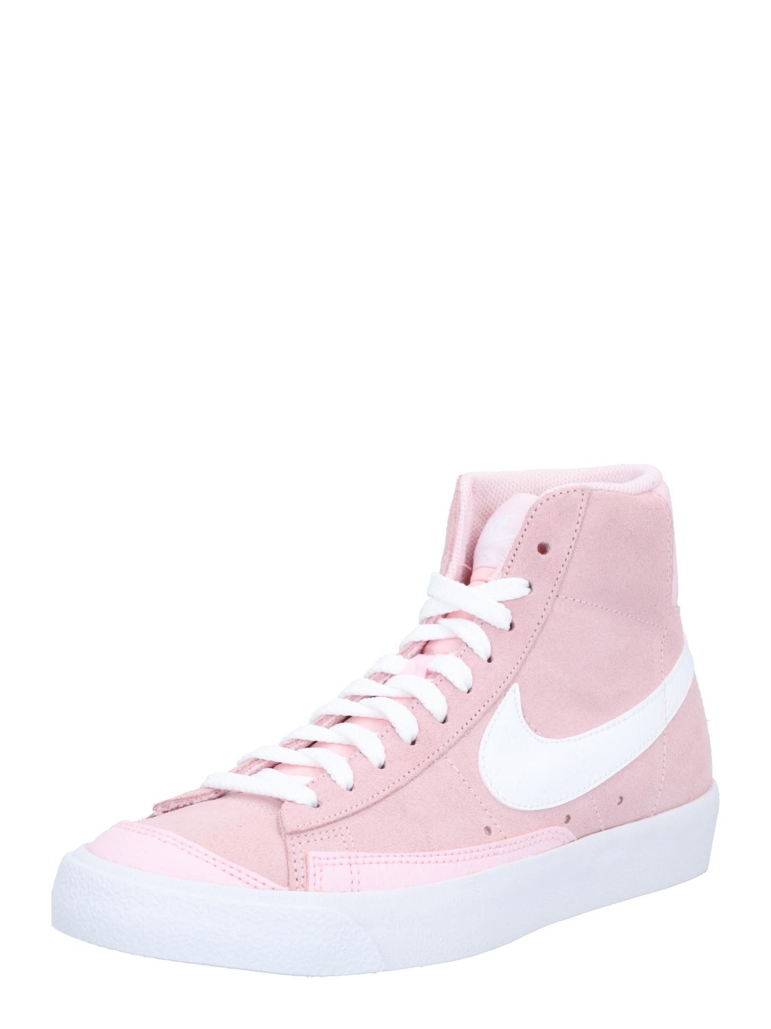 Nike Sportswear Sportbačiai su auliuku rožių spalva / balta