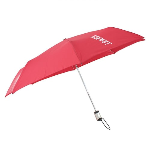 Regenschirme für Frauen - ESPRIT Easymatic 3 Section Light Taschenschirm grenadine  - Onlineshop ABOUT YOU
