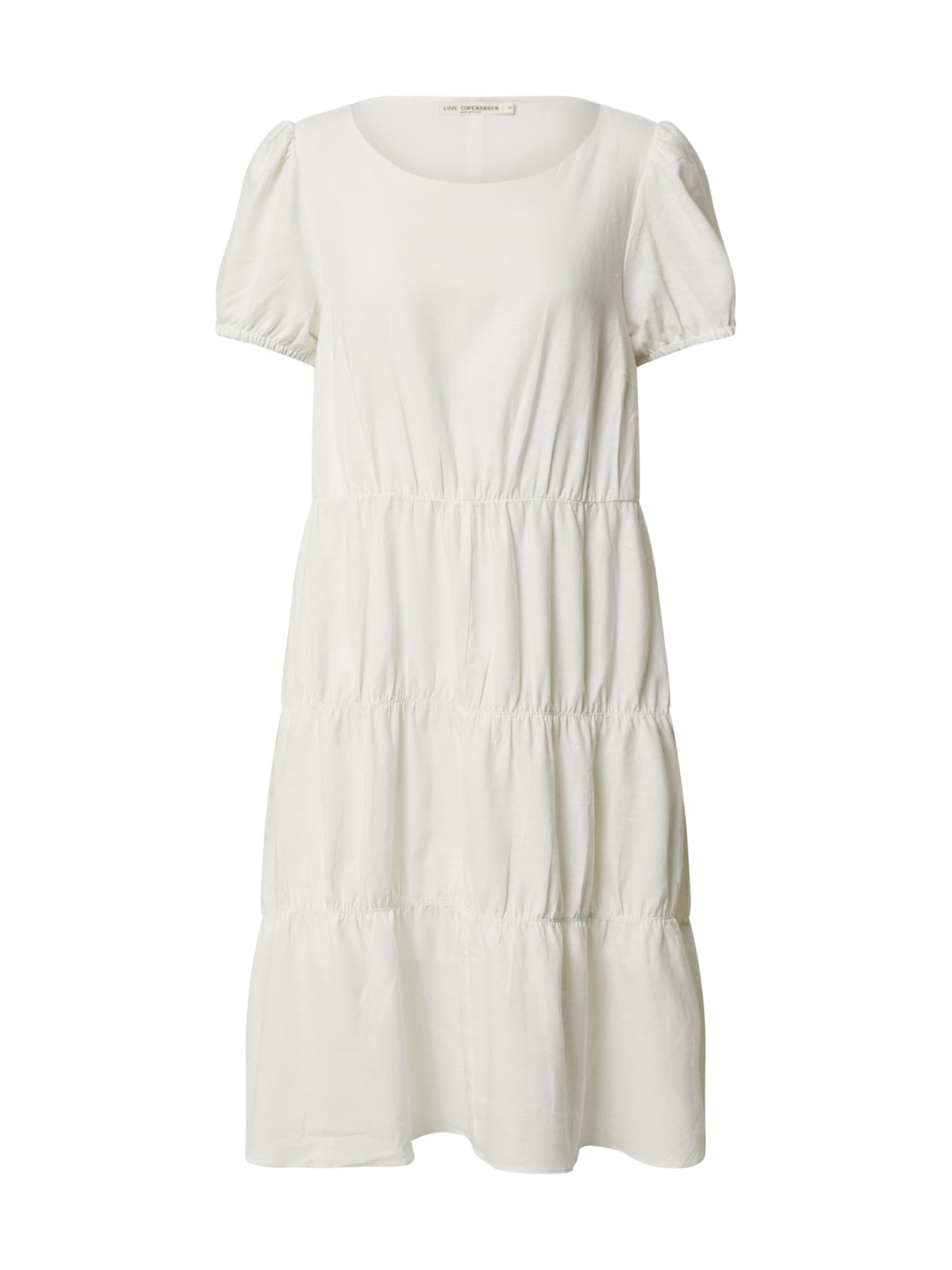 Love Copenhagen Vasarinė suknelė 'Ulrikka' balta