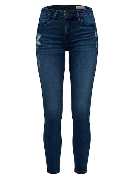 Hosen - Jeans 'Nancy' › cross jeans › dunkelblau  - Onlineshop ABOUT YOU