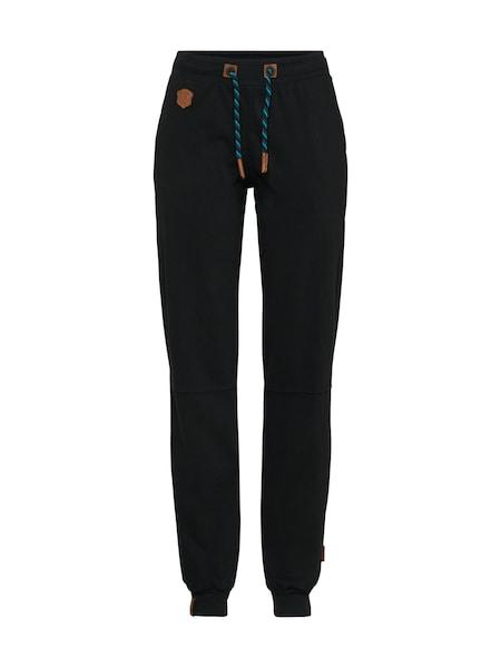 Hosen für Frauen - Naketano Sweathose schwarz  - Onlineshop ABOUT YOU