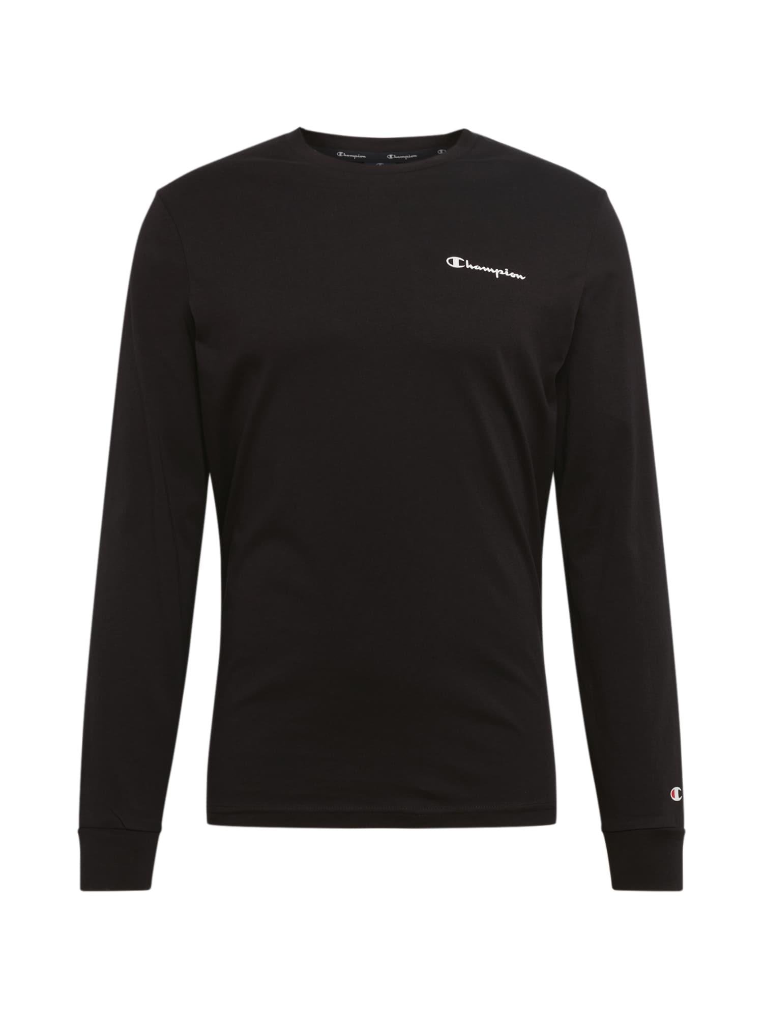 Champion Authentic Athletic Apparel Tričko  černá