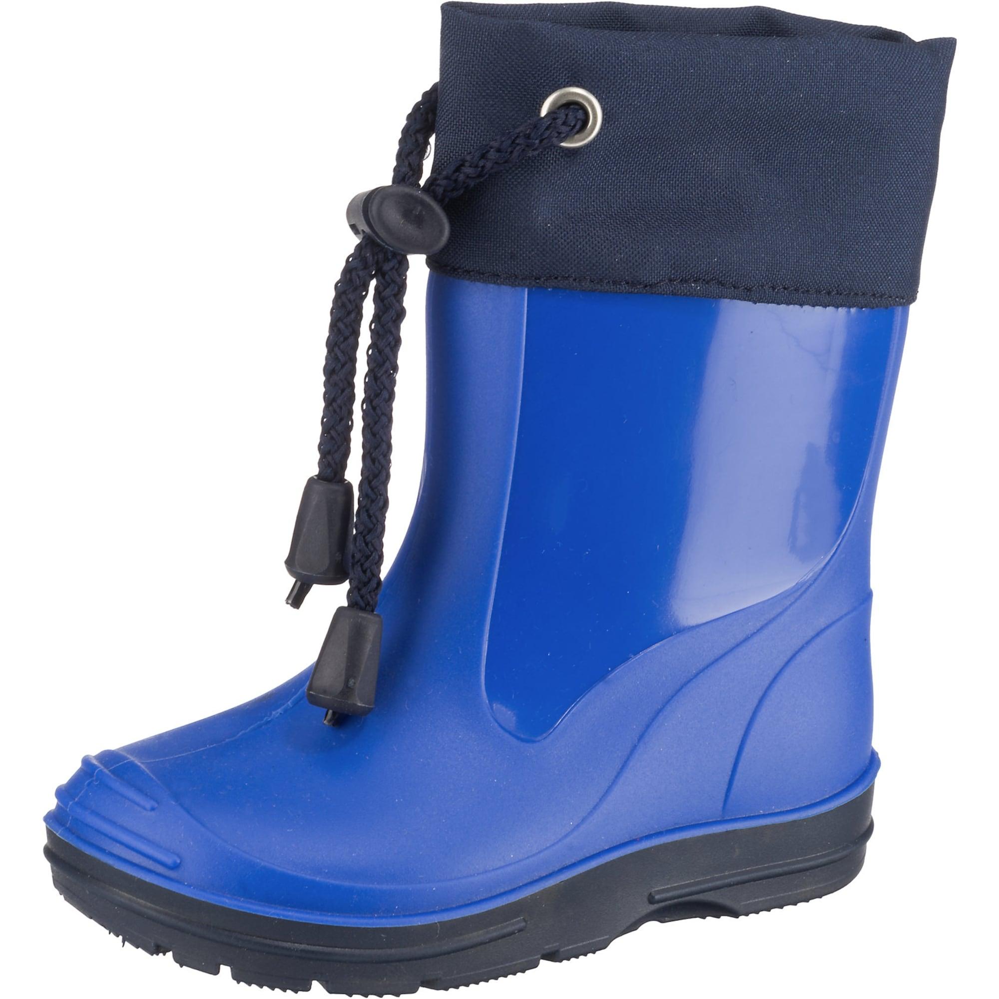 BECK Guminiai batai mėlyna / tamsiai mėlyna