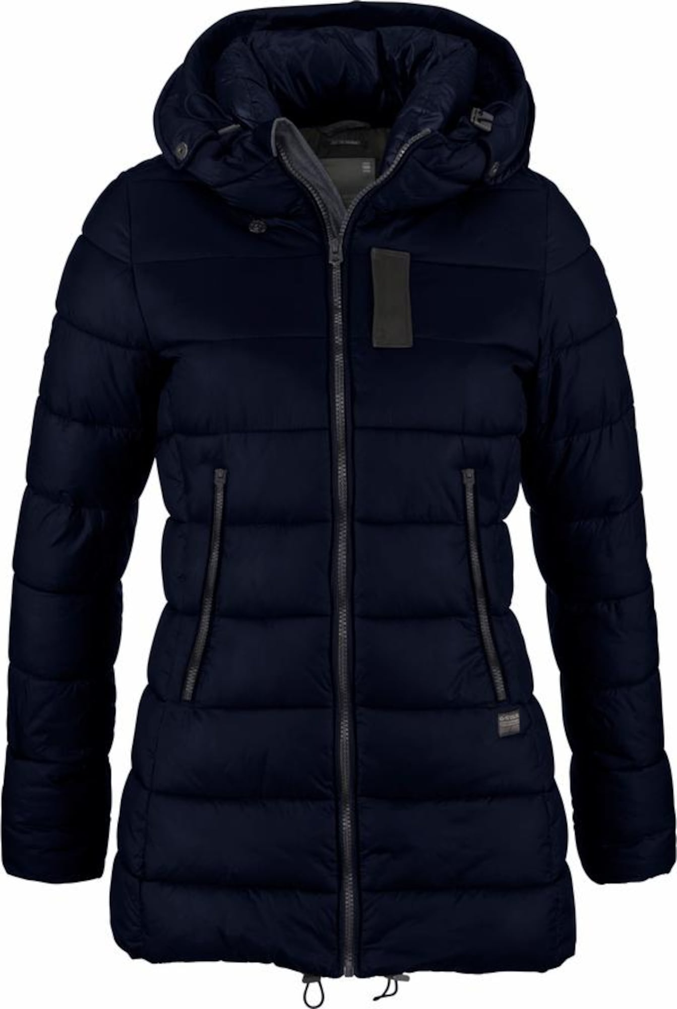g star raw steppjacke 39 whistler 39 in blau about you. Black Bedroom Furniture Sets. Home Design Ideas