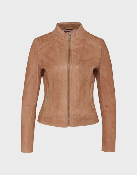 BOSS ORANGE Lederjacke 'Janabelle'
