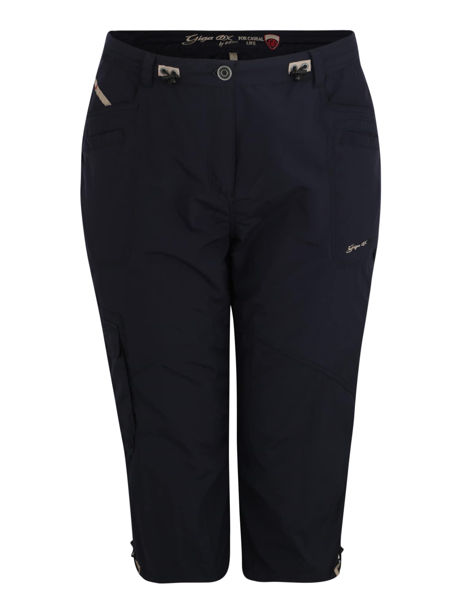 Kalhoty Fenia námořnická modř G.I.G.A. DX