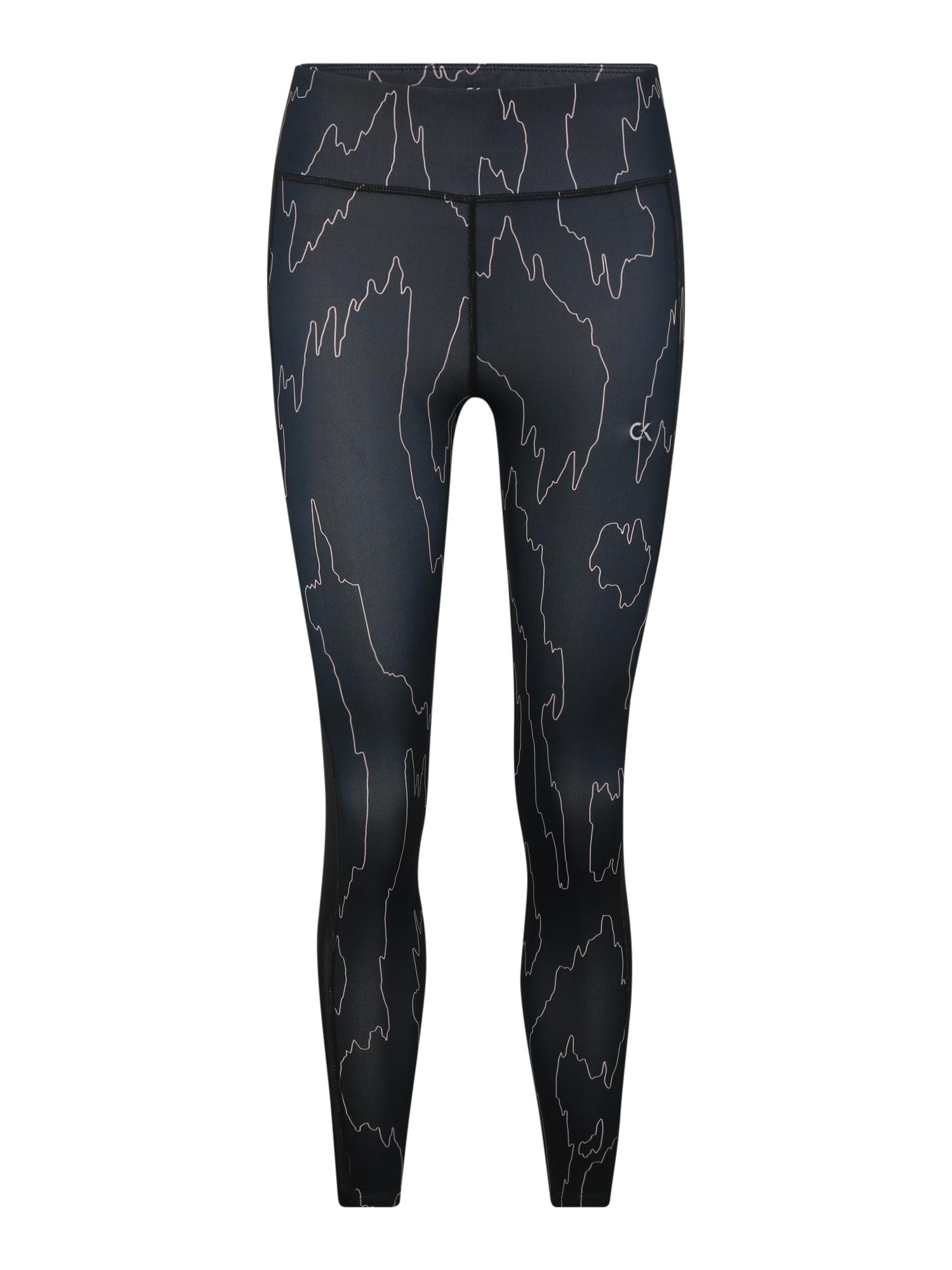 Calvin Klein Sportinės kelnės juoda