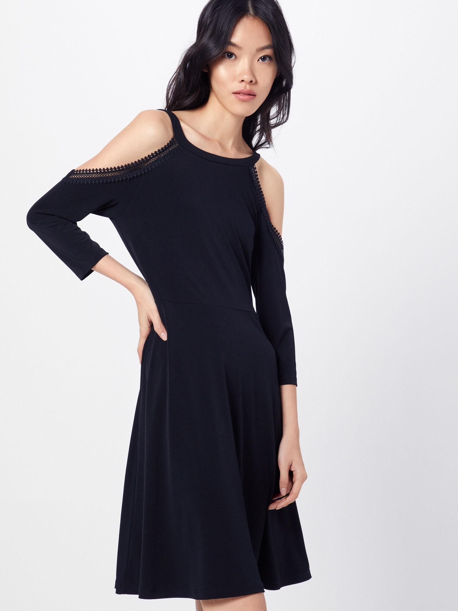 ABOUT YOU Cocktailklänning 'Tayla'  svart
