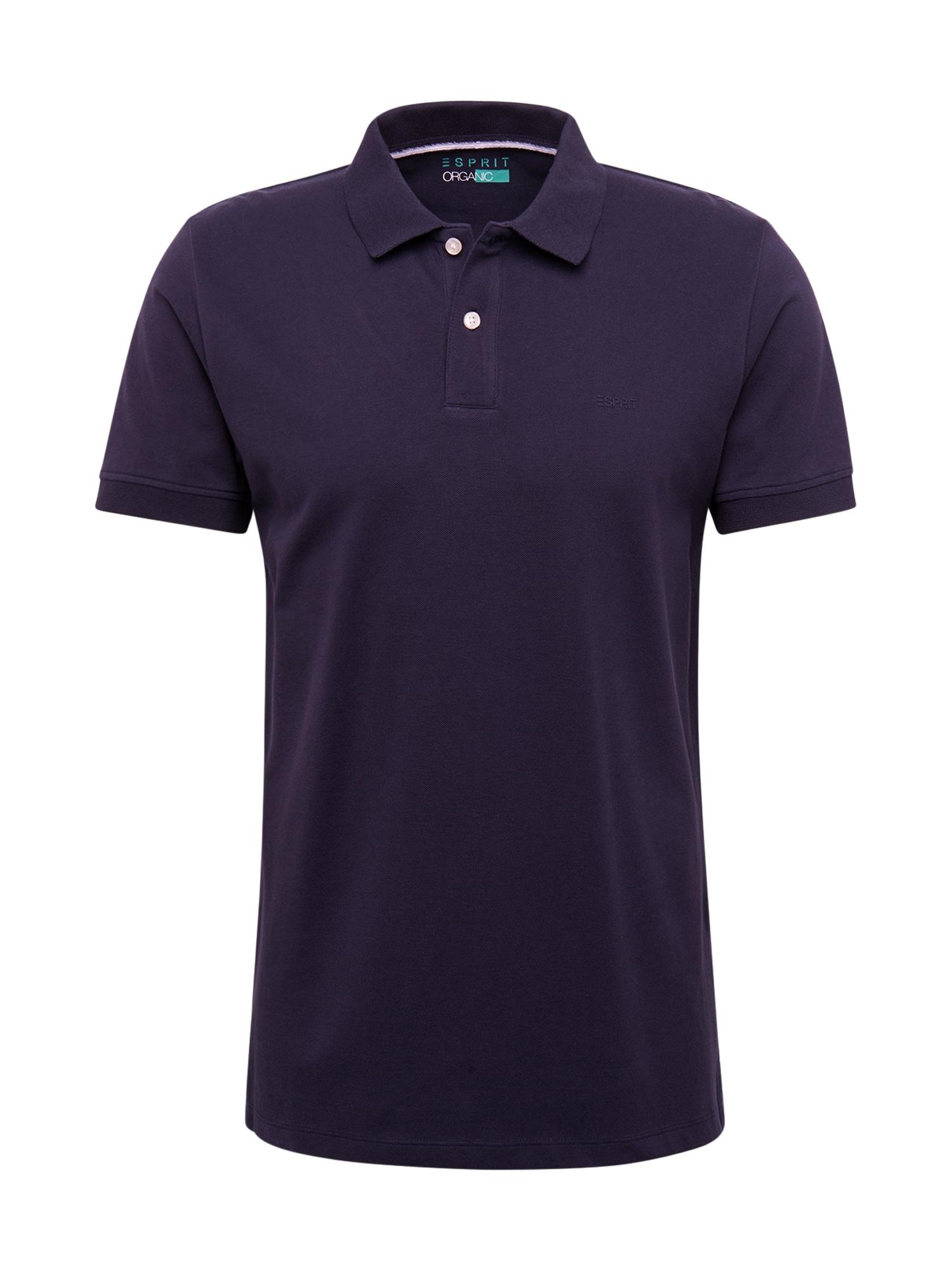 ESPRIT Marškinėliai 'OCS N pi po ss' tamsiai mėlyna