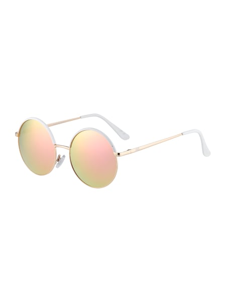 Sonnenbrillen für Frauen - VANS Sonnenbrille 'CIRCLE OF LIFE' goldgelb rosa  - Onlineshop ABOUT YOU