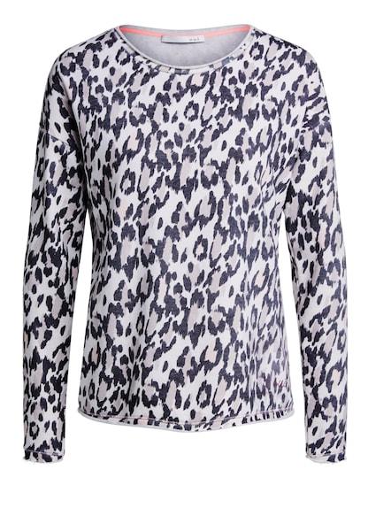 Oberteile für Frauen - OUI Sweatshirt mischfarben  - Onlineshop ABOUT YOU