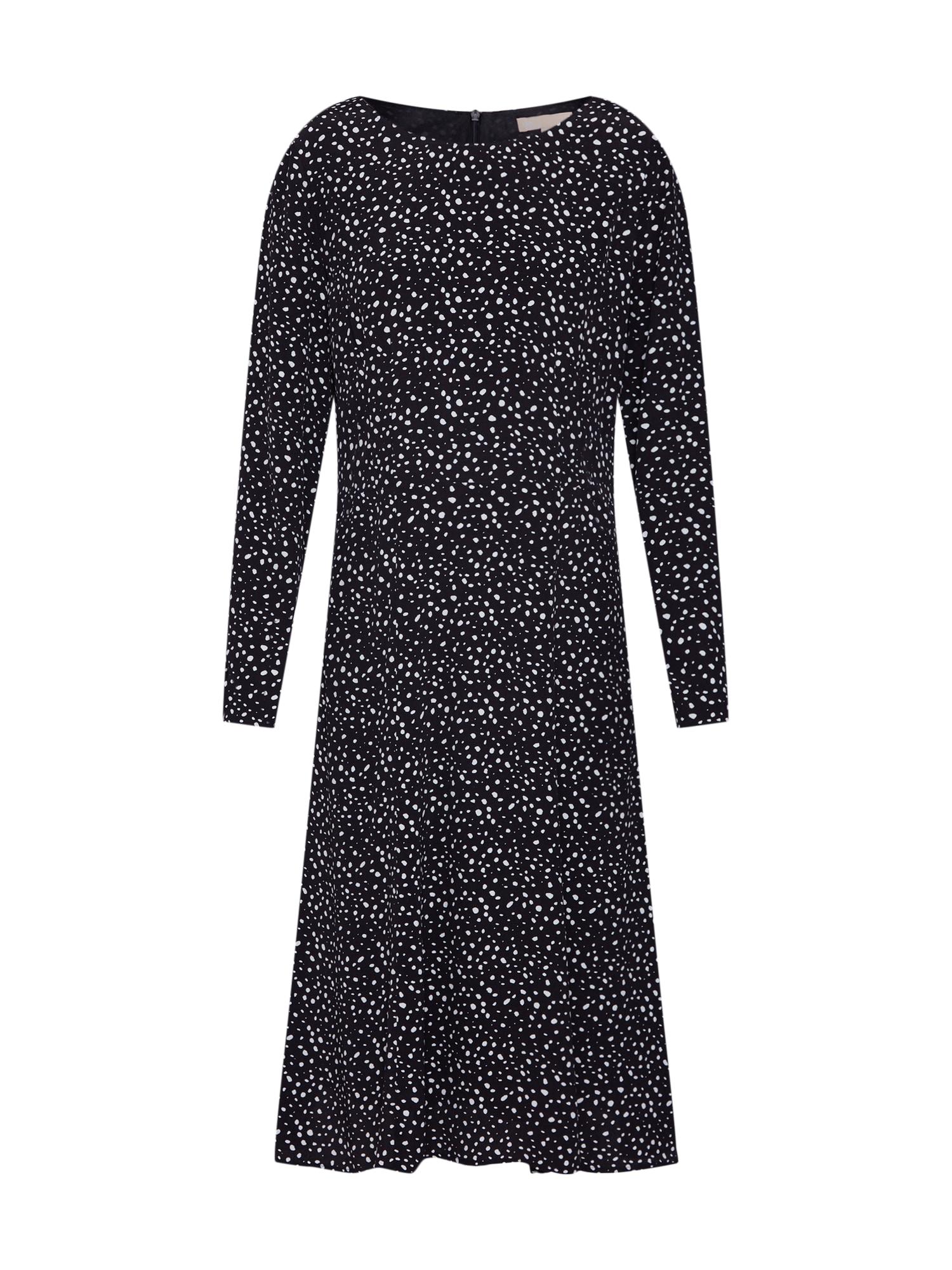 Šaty černá bílá Talkabout