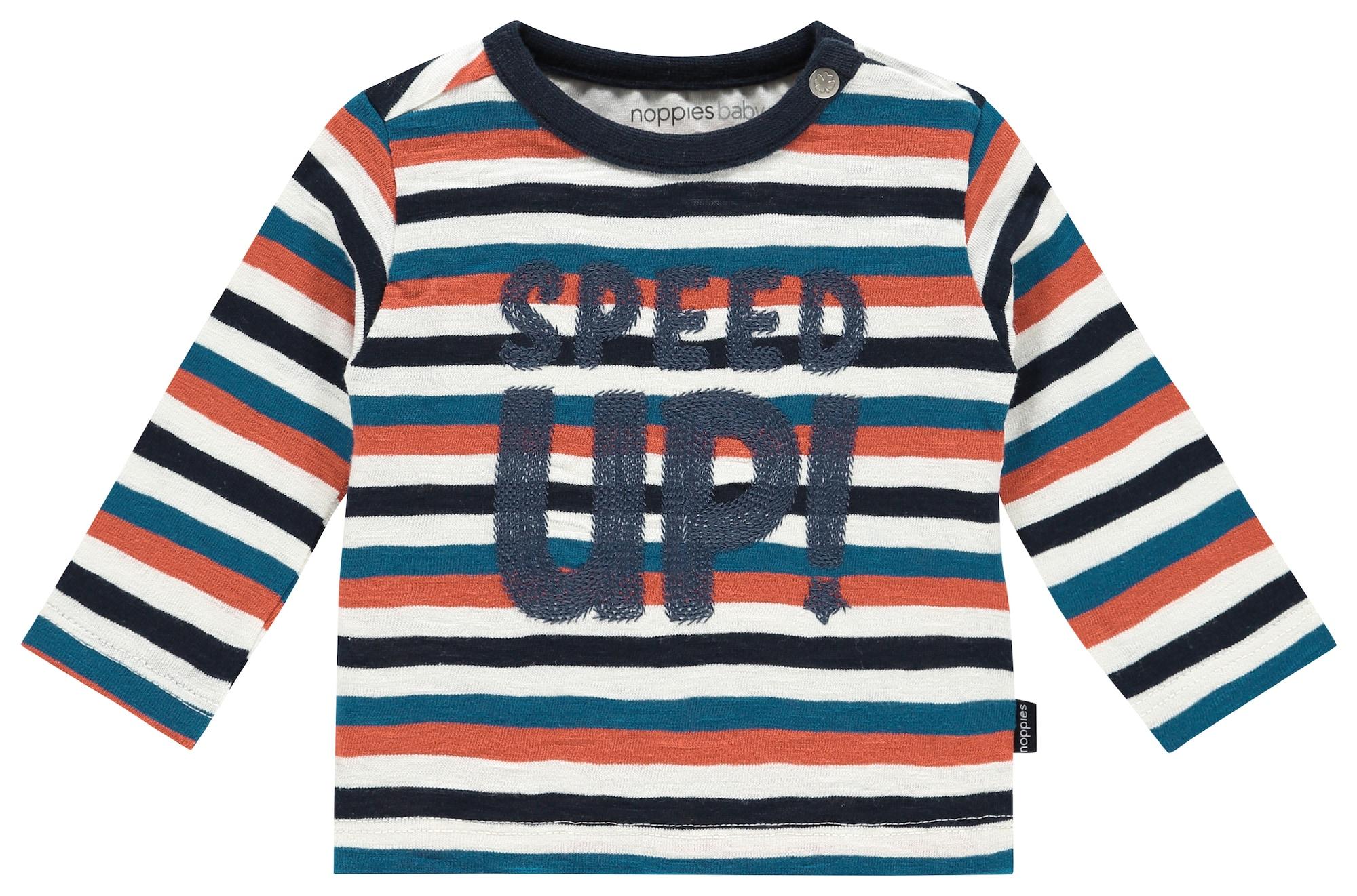 Noppies Tričko 'Apple Valley'  zmiešané farby / námornícka modrá