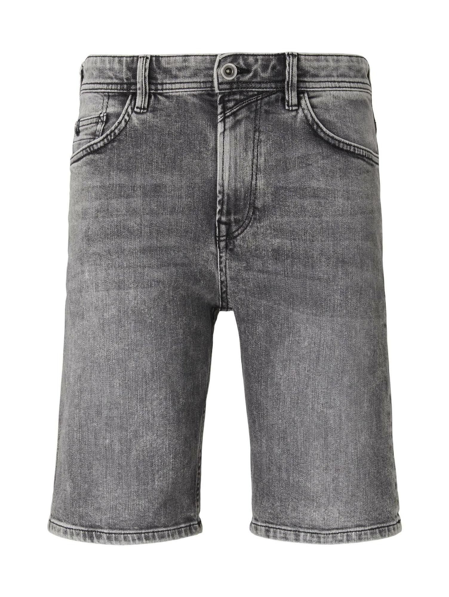 Jeanshosen Loose Fit Jeansshort in 90er Waschung | Bekleidung > Jeans > Loose Fit Jeans | Tom Tailor Denim