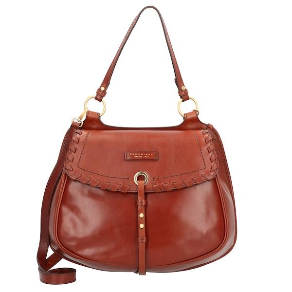 Handtaschen für Frauen - The Bridge Handtasche 'Vallombrosa' rostbraun  - Onlineshop ABOUT YOU