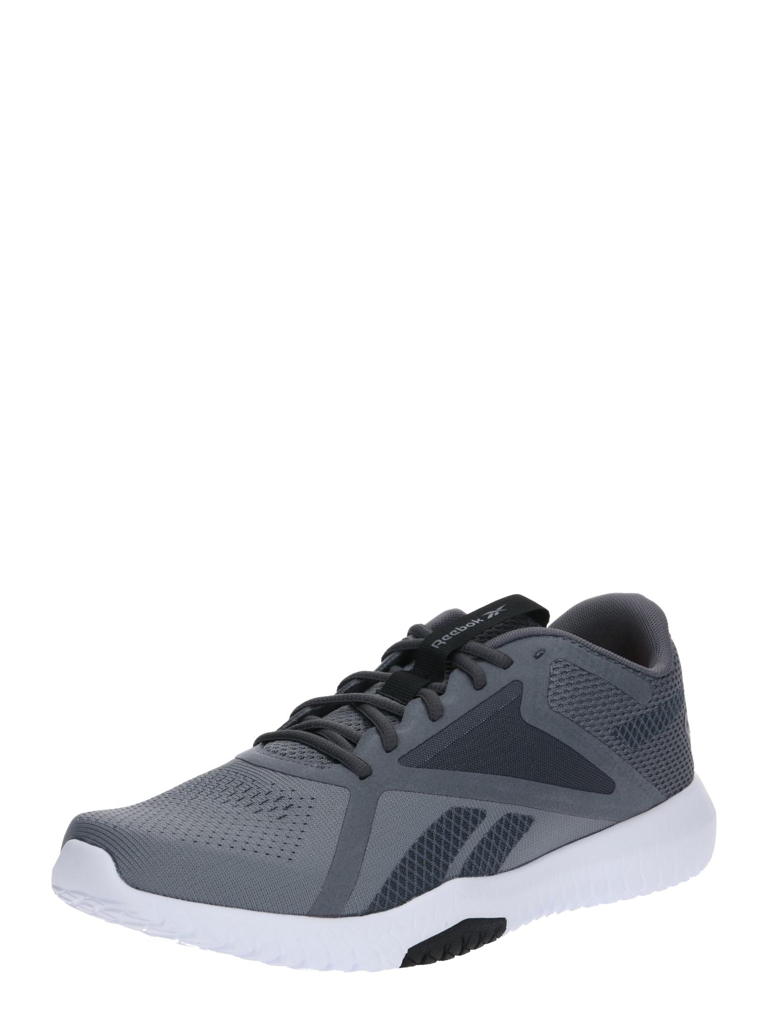 REEBOK Sportiniai batai pilka / grafito