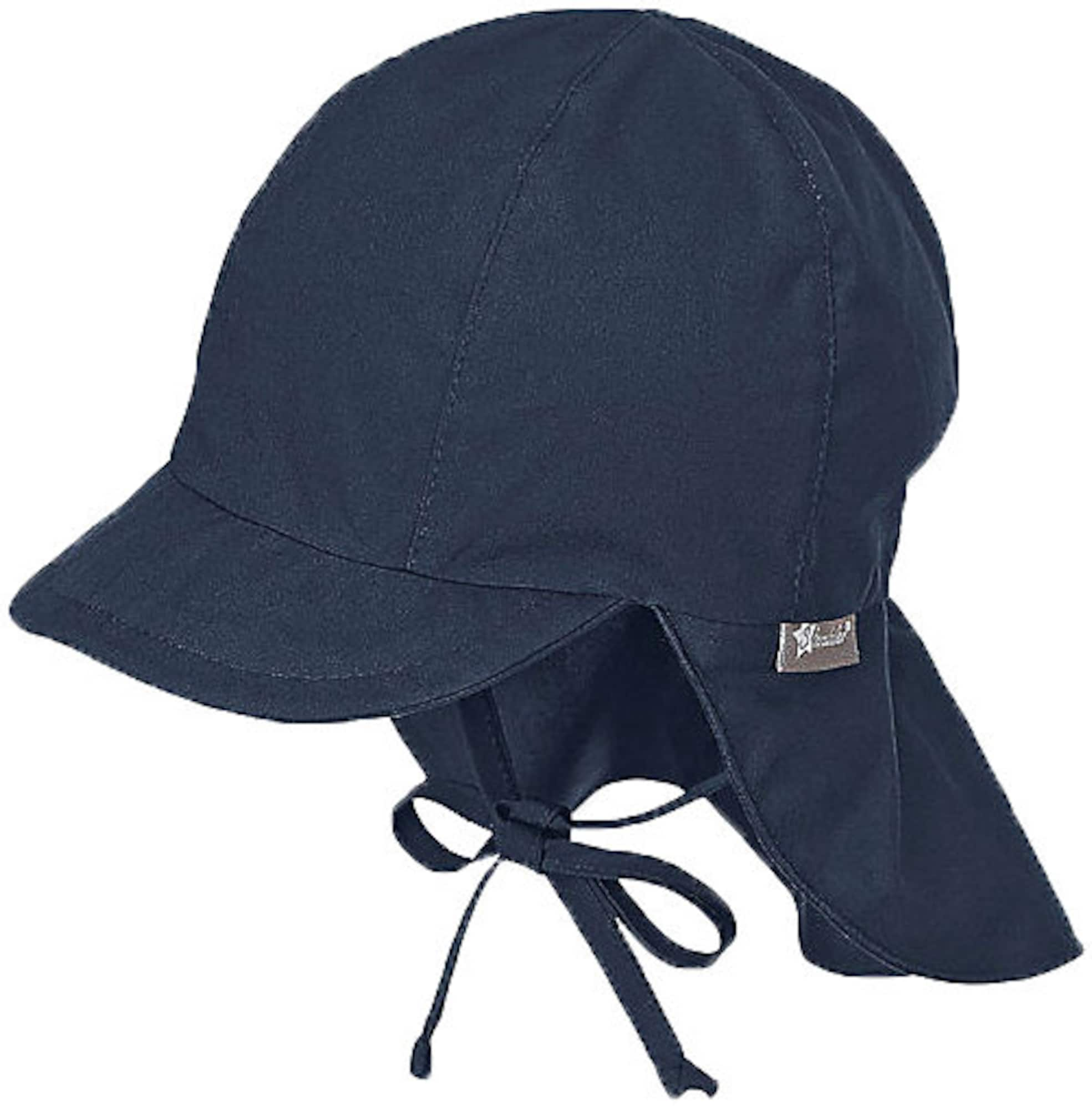 STERNTALER Megzta kepurė tamsiai mėlyna