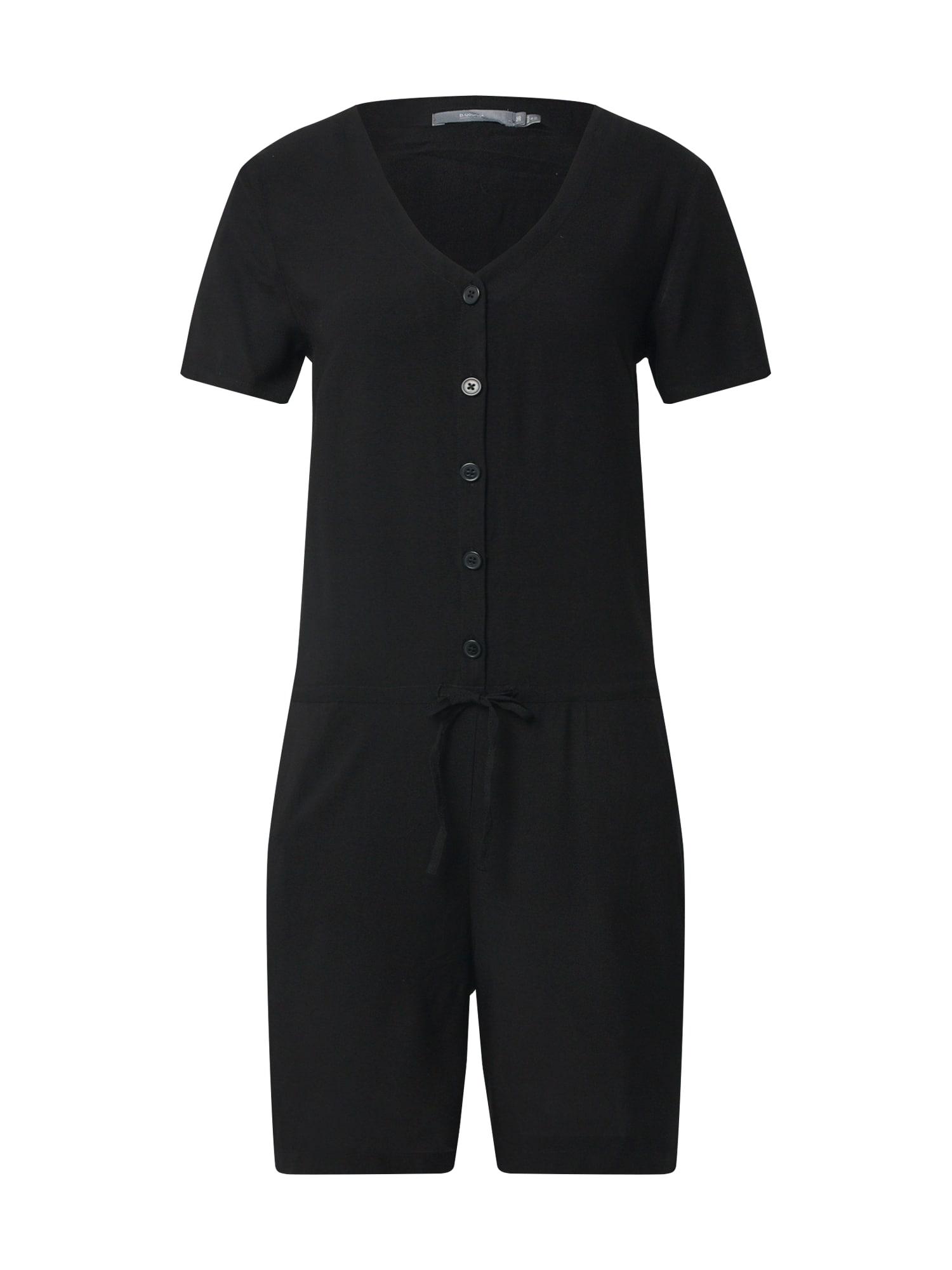 b.young Kombinezono tipo kostiumas 'ISOLE' juoda
