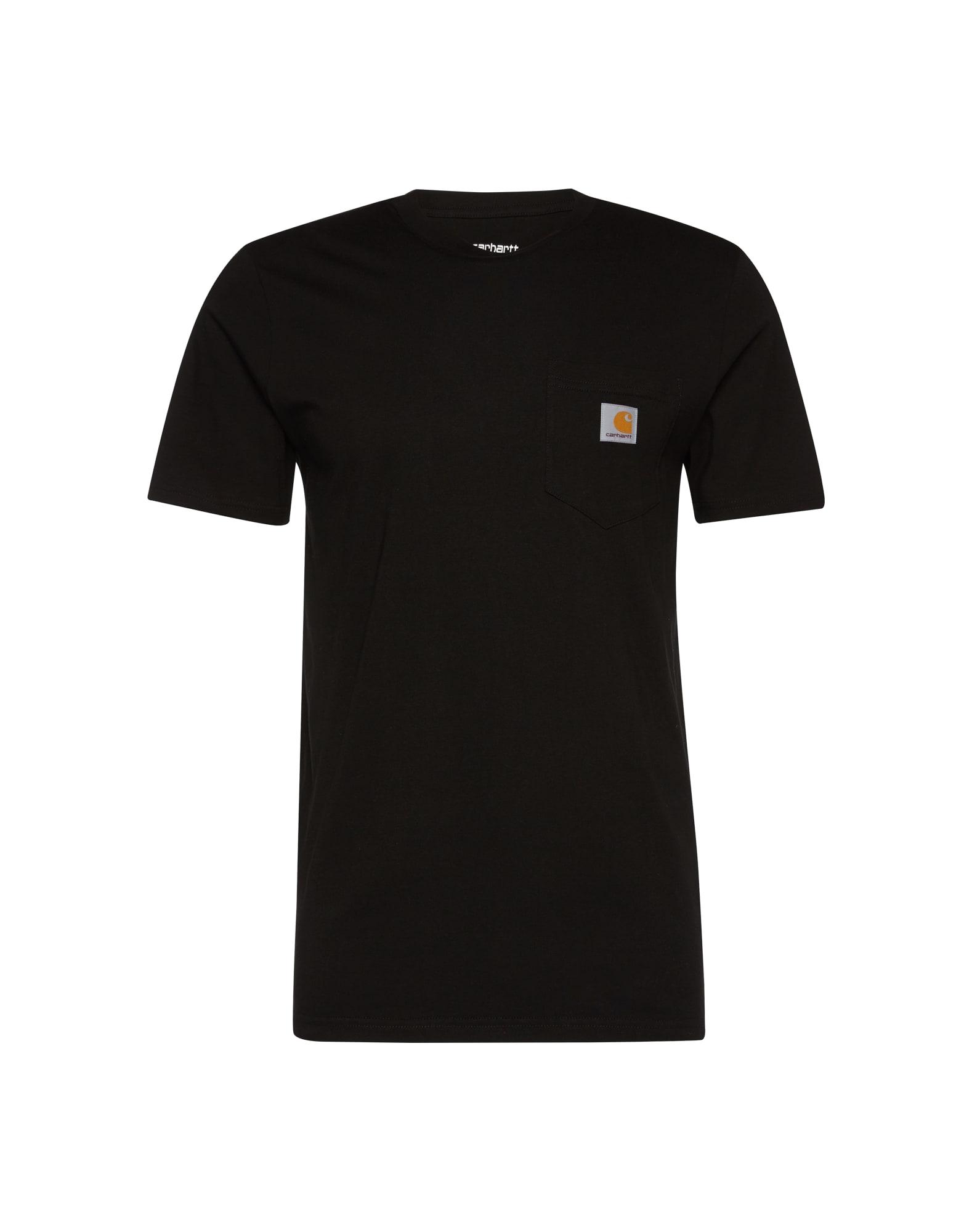 Carhartt WIP Marškinėliai juoda