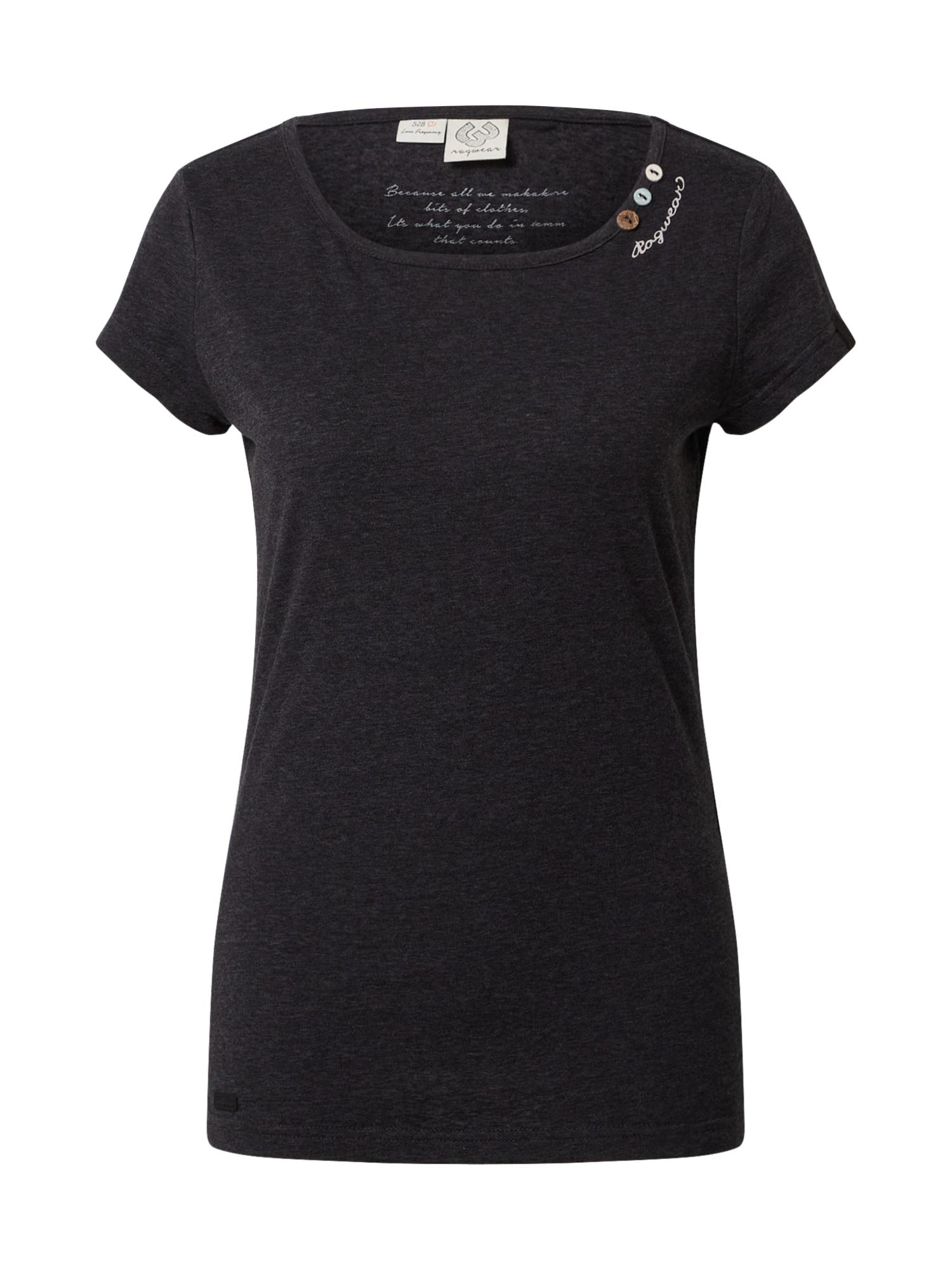 Ragwear Tricou  negru
