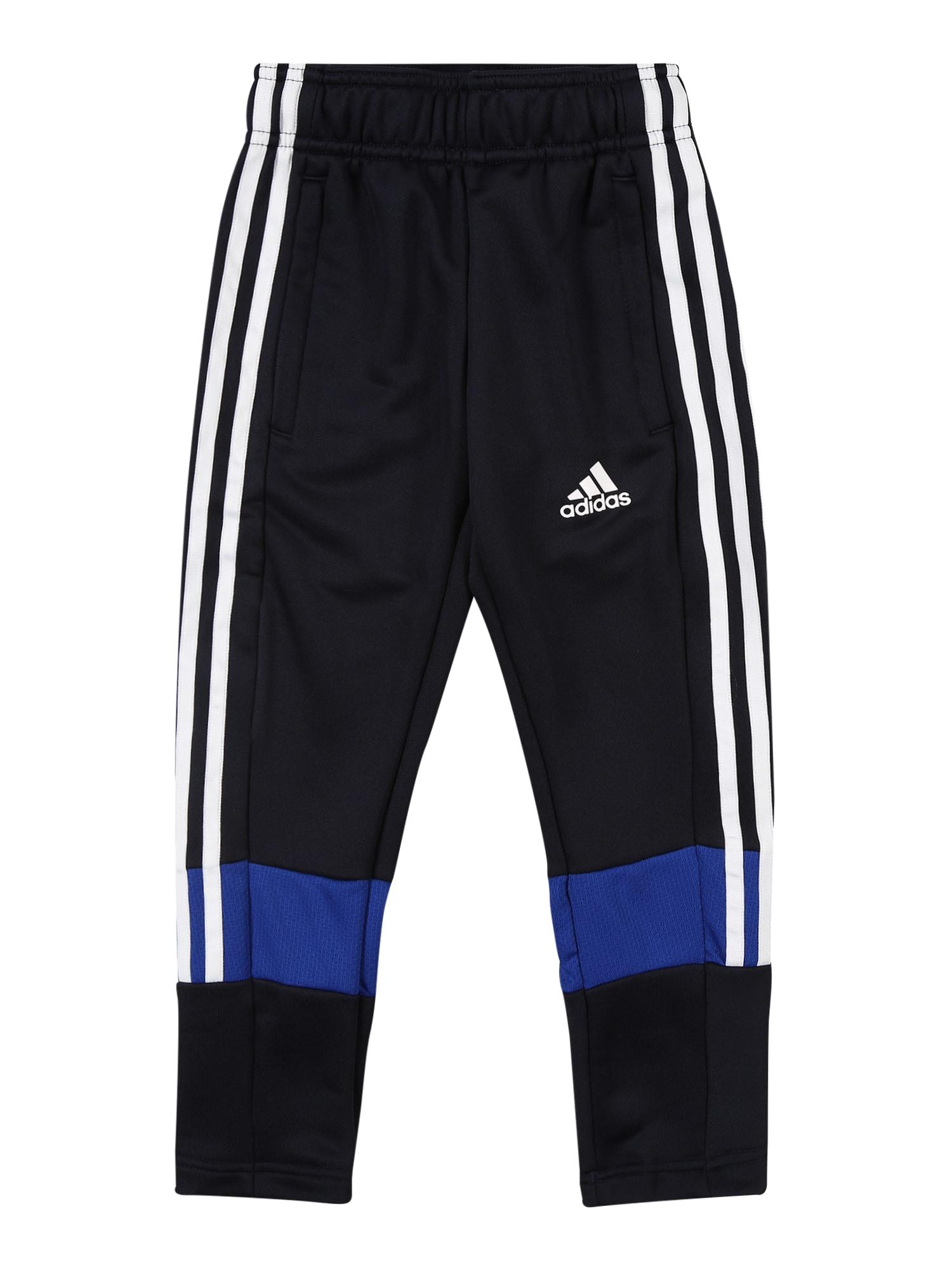ADIDAS PERFORMANCE Športové nohavice 'B A.R.'  námornícka modrá / biela / modrá