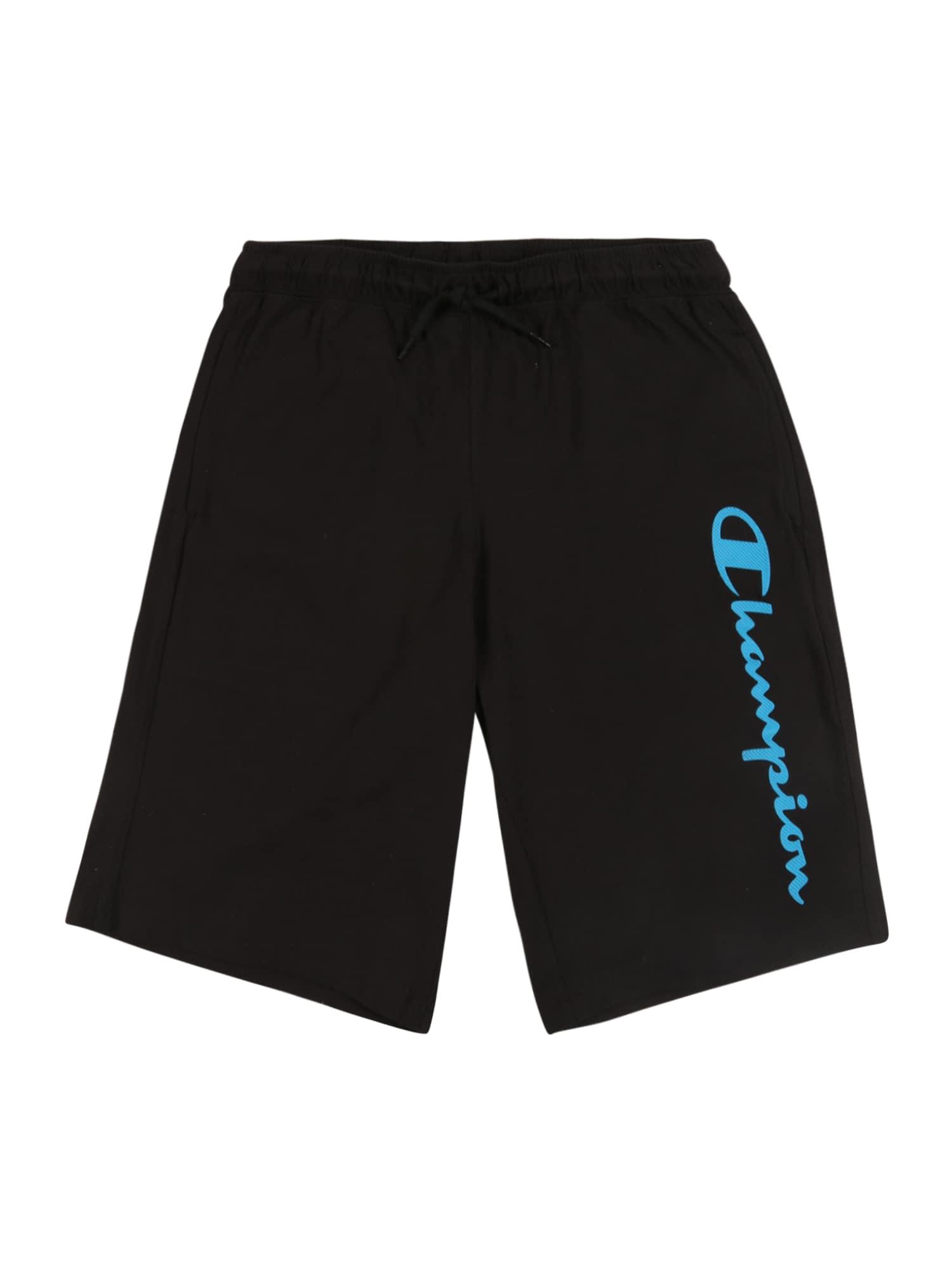 Champion Authentic Athletic Apparel Kelnės 'BERMUDA' juoda
