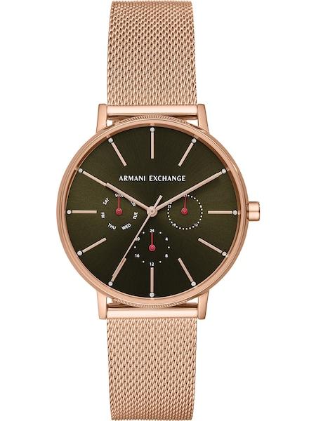Uhren für Frauen - Emporio Armani Damenuhr 'AX5555' rosegold  - Onlineshop ABOUT YOU