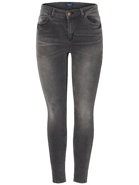 Hosen - Jeans › PIECES › grey denim  - Onlineshop ABOUT YOU