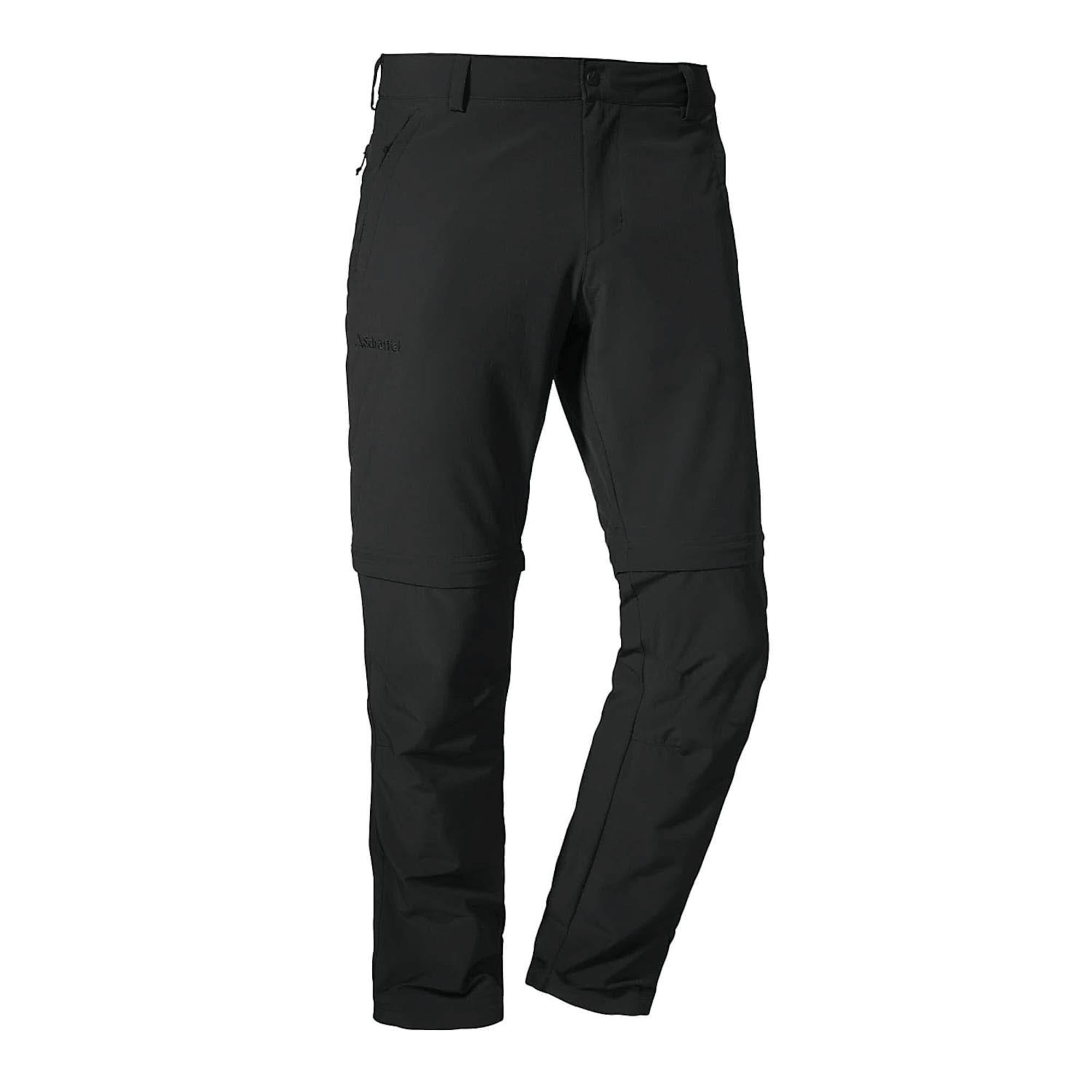 Schöffel Laisvalaikio kelnės juoda