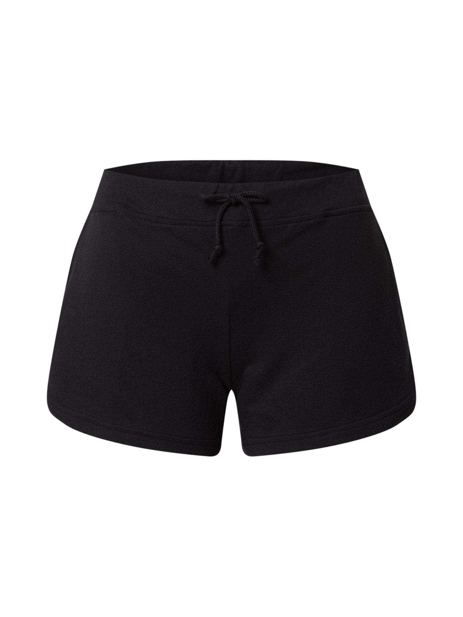 Degree Kelnės 'Shorter' juoda